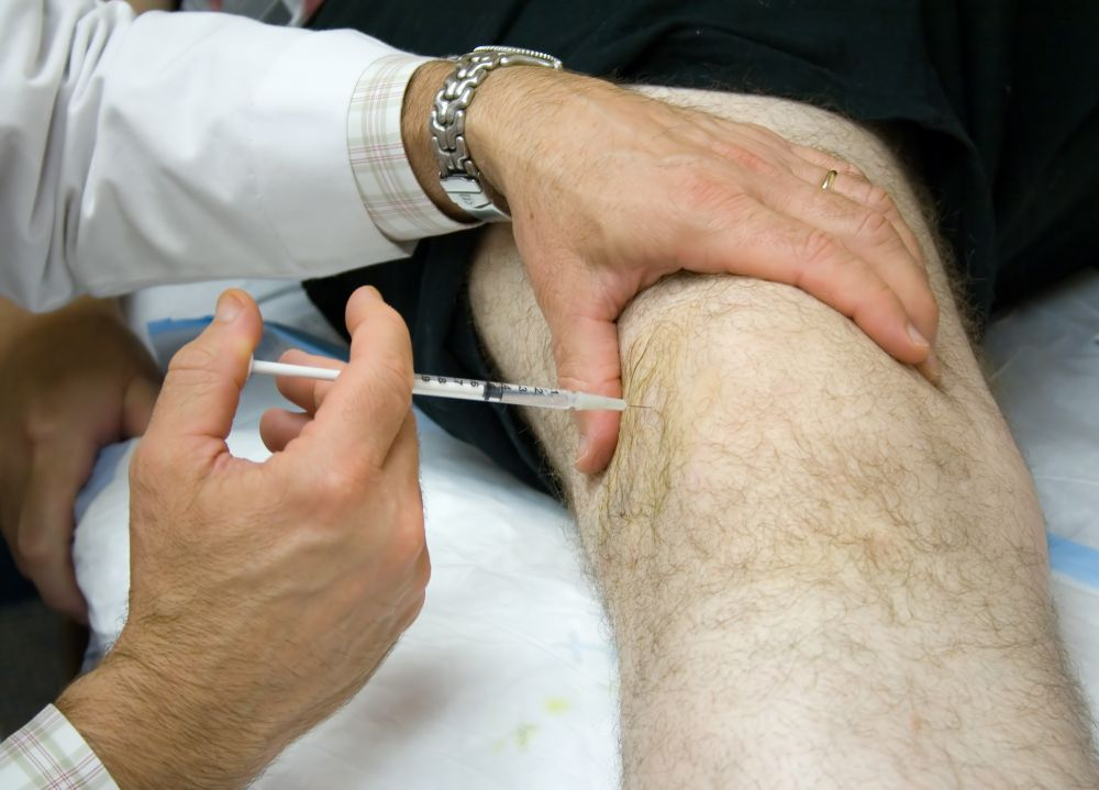 steroid knee injections