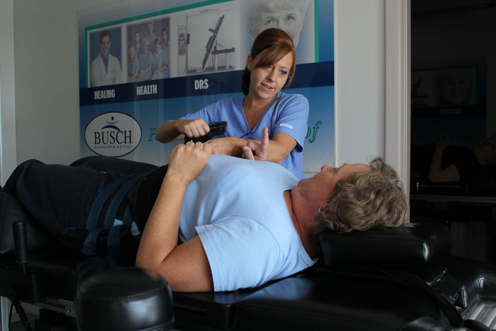 DRS Protocol - Spinal Decompression - Back pain treatment Fort Wayne