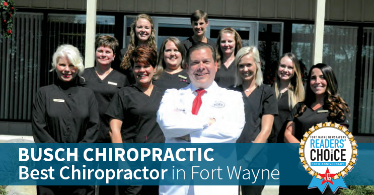 best chiropractor in fort wayne