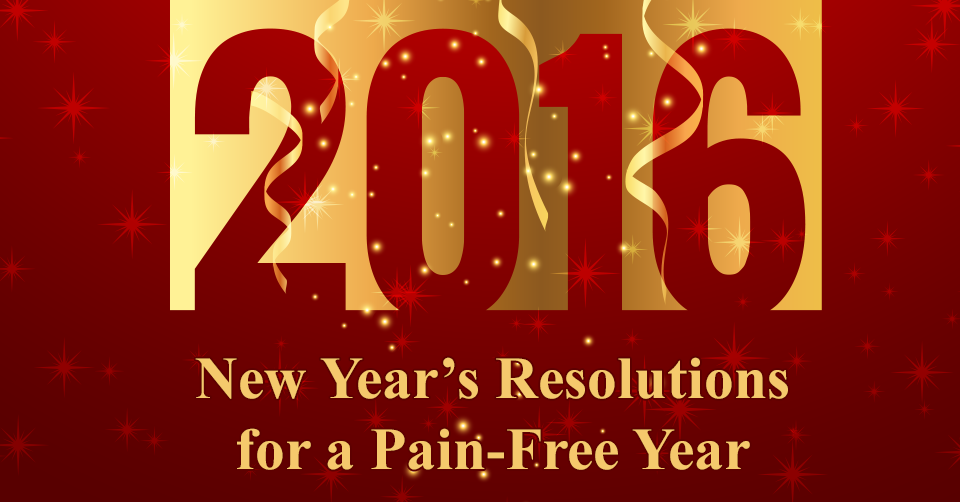 resolutions for back pain relief