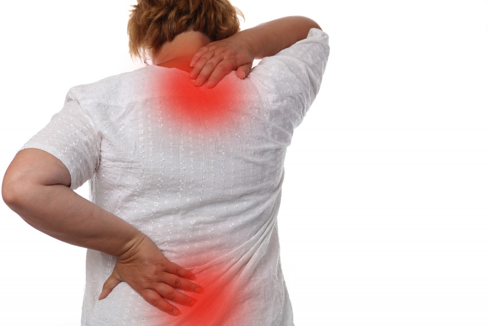does weight affect back pain